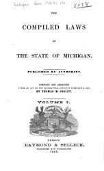 Public And Local Acts Of The Legislature Of The State Of Michigan Book PDF