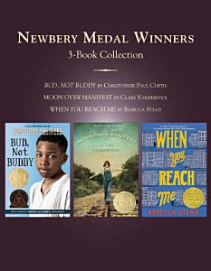 Newbery Medal Winners Three Book Collection Book