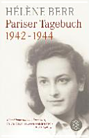 Pariser Tagebuch 1942 1944 PDF