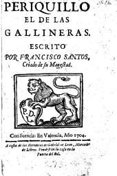Periquillo el de las Gallineras: Escrito por Francisco Santos ...