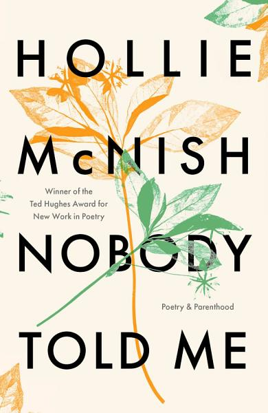 Download Nobody Told Me Book