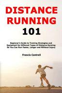 Distance Running 101