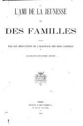 L'Ami de la jeunesse et des familles ...: Volume42