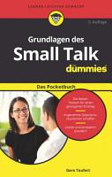 Grundlagen des Small Talk f  r Dummies Das Pocketbuch PDF