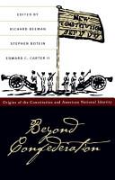 Beyond Confederation PDF