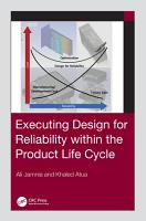 Executing Design for Reliability Within the Product Life Cycle PDF