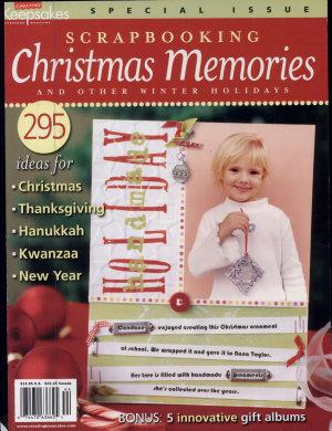Creating Keepsakes Scrapbooking Christmas Memories PDF