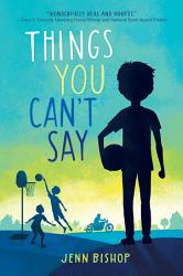 Things You Can T Say Book PDF