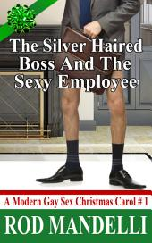 A Modern Gay Sex Christmas Carol # 1: The Silver Haired Boss & The Sexy Employee: M/m BDSM Humiliation Erotica Workplace Sex