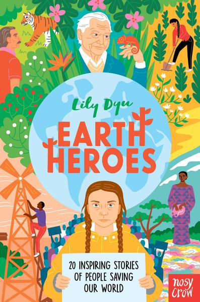 Download Earth Heroes Book
