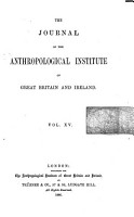 Journal of the Royal Anthropological Institute of Great Britain and Ireland PDF
