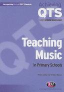 Teaching Music in Primary Schools