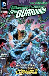Green Lantern: New Guardians (2011-) #8