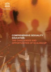 Comprehensive Sexuality Education The Challenges And Opportunities For Scaling Up Book PDF