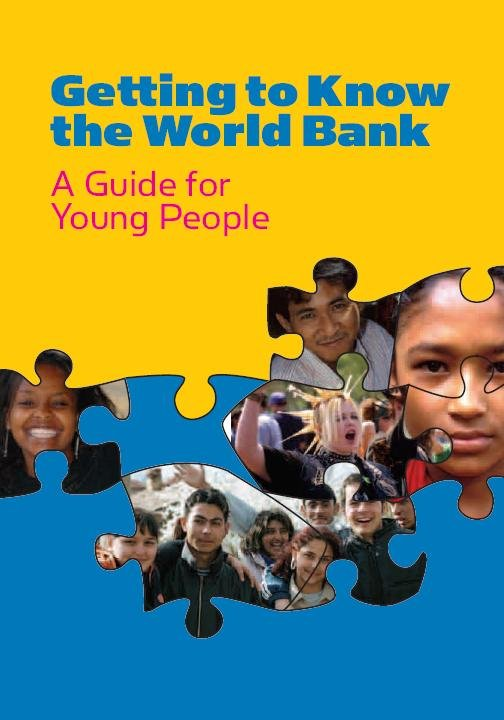 Getting to Know the World Bank