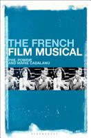 The French Film Musical PDF