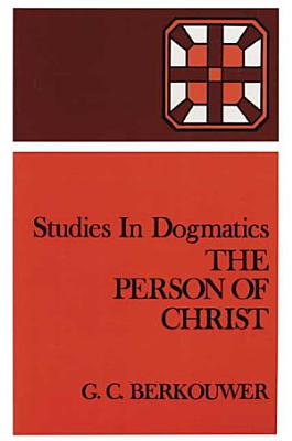 The Person of Christ PDF
