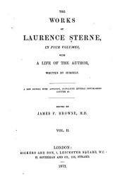 The life and opinions of Tristram Shandy, gent. [contin