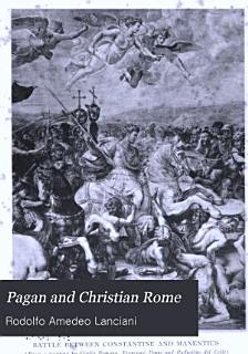 Pagan and Christian Rome Book