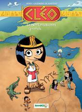 Cléo la petite pharaonne -