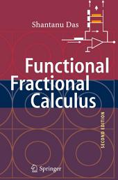 Functional Fractional Calculus: Edition 2