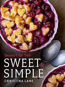 Sweet   Simple  Dessert for Two Book