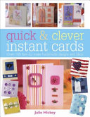 Quick & Clever Instant Cards