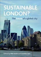 Sustainable London  PDF