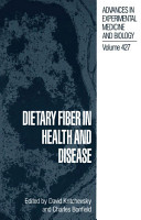 Dietary Fiber in Health and Disease PDF