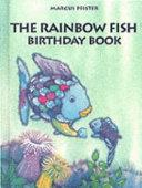 Rainbow Fish Birthday Book