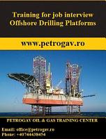 Training for job interview Offshore Drilling Platforms PDF