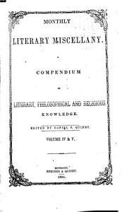 Wellman s Literary Miscellany PDF