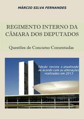 Regimento Interno Da CÂmara Dos Deputados Questões De Concurso Comentadas