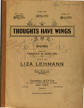 Thoughts Have Wings: Song