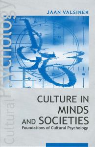 Culture in Minds and Societies Book