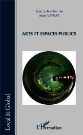 Arts et espaces publics