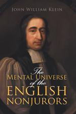 The Mental Universe of the English Nonjurors