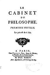 Le cabinet du philosophe