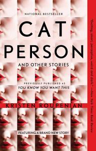 Cat Person  and Other Stories Book