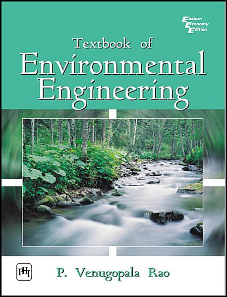 A Textbook Of Environmental Engineering