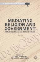 Mediating Religion and Government PDF