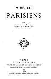 Les monstres parisiens