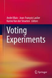 Voting Experiments