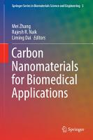 Carbon Nanomaterials for Biomedical Applications PDF