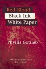 Red Blood, Black Ink, White Paper