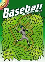 Baseball Activity Book PDF