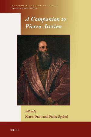 A Companion to Pietro Aretino
