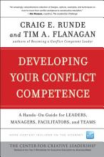 Developing Your Conflict Competence PDF