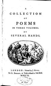 Collection of Poems: In Three Volumes