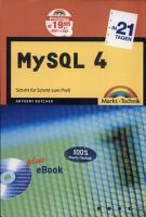 MySQL 4 in 21 Tagen PDF